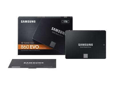 Samsung SSD MZ-76E1T0B/AM 1TB Review