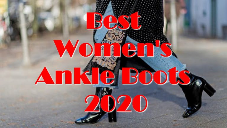 Best Women's Ankle Boots 2020