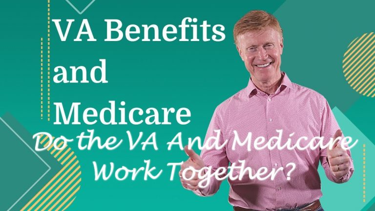 Do the VA And Medicare Work Together?